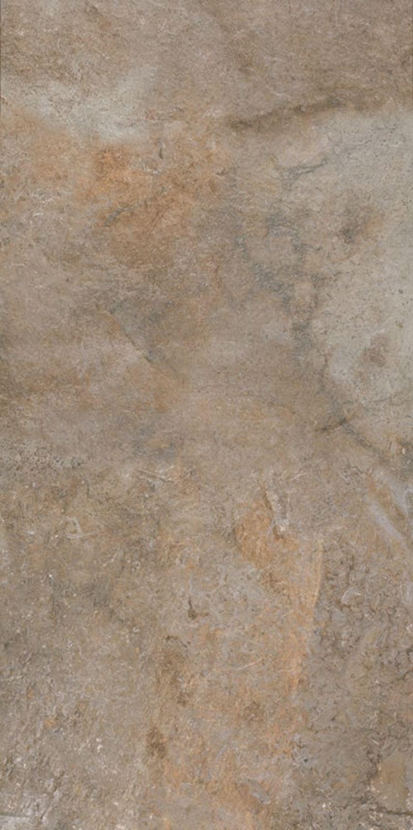 Płytka ścienno-podłogowa 59,5x119,5 cm Paradyż Burlington Rust Płyta Tarasowa 2.0