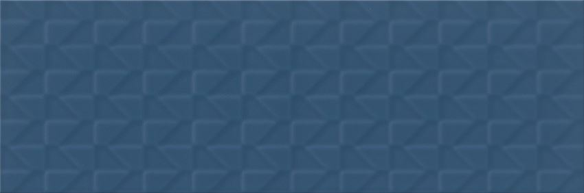 Płytka ścienna 20x60 cm Cersanit Zambezi blue big structure matt