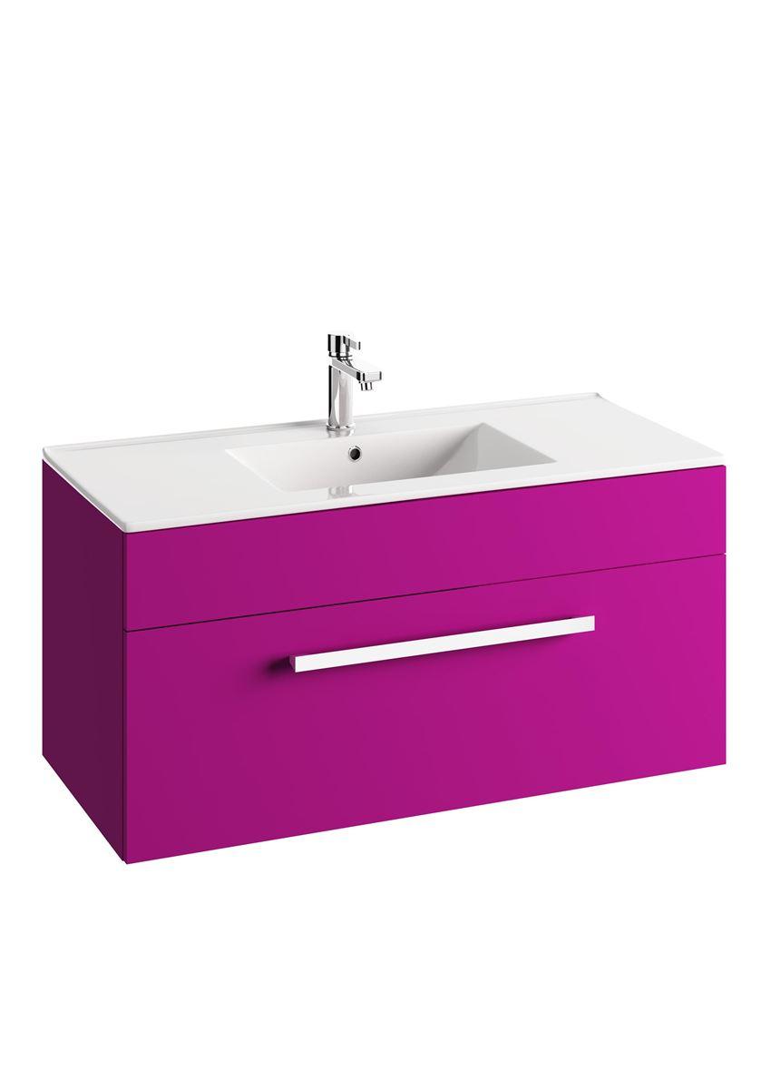 Szafka pod umywalkę podwieszana 100 cm Defra Olex D100 024-D-10001