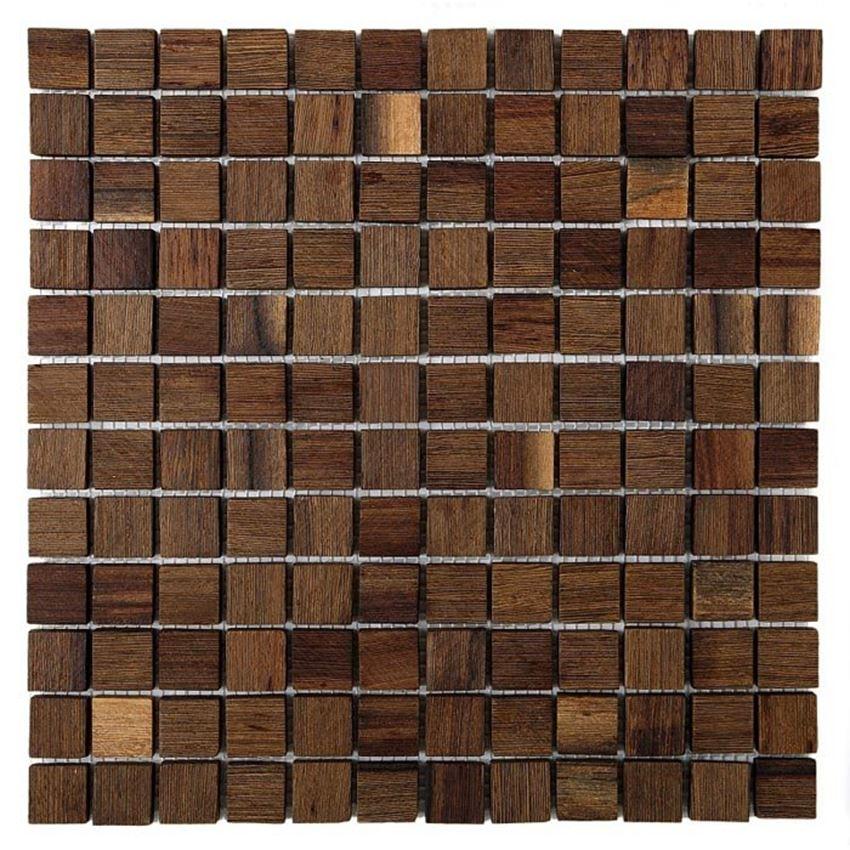 Mozaika 31,7x31,7 cm Dunin Etn!k Wenge AL 25