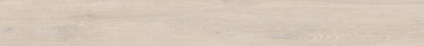 Płytka ścienno-podłogowa 19,8x179,8 cm Paradyż Heartwood Crema Gres Szkl. Rekt. Struktura Mat.