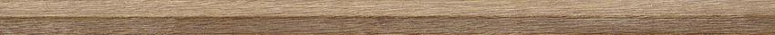 Listwa 2,8x60 cm Paradyż Uniwersalna Kształtka Wood