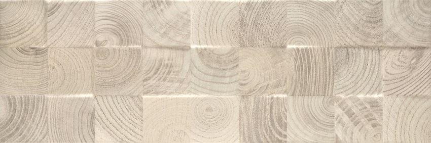Płytka ścienna Paradyż Daikiri Beige struktura Wood Kostki