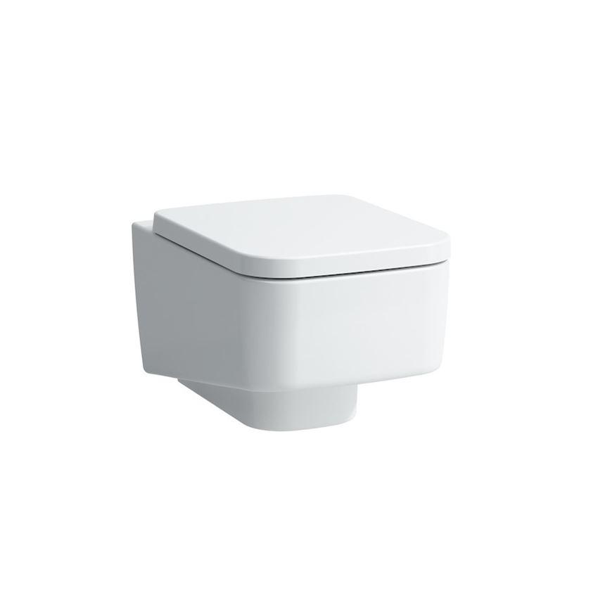Miska WC wisząca lejowa bezkołnierzowa Laufen Pro S