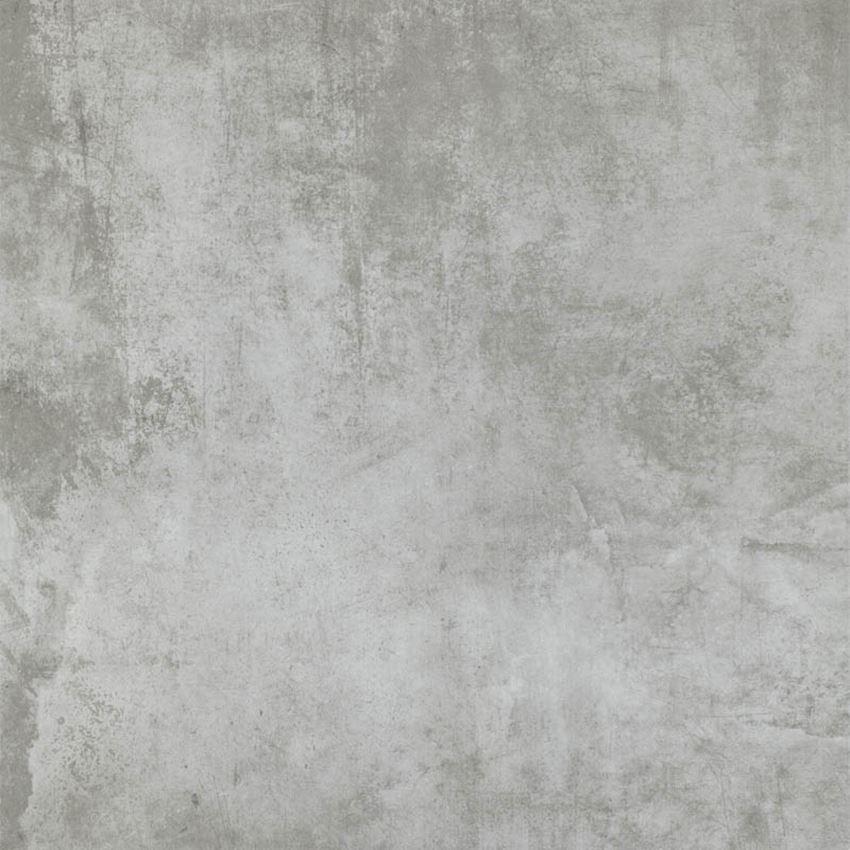 Płytka uniwersalna 75x75 cm Paradyż Scratch Grys Gres Szkl. Rekt. Mat.