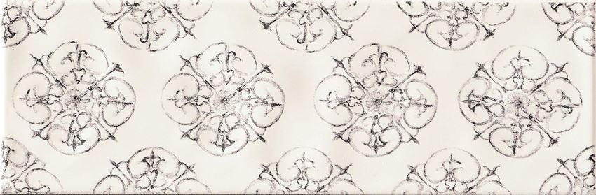 Płytka ścienna 23,7x7,8 cm Tubądzin Amalia bar ornament