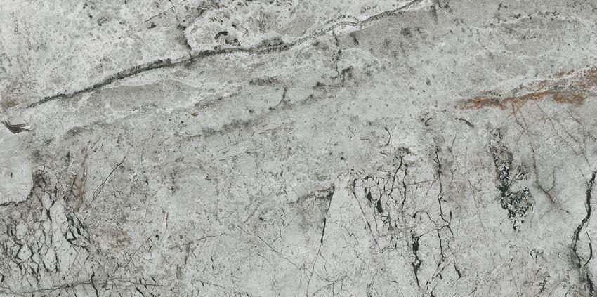 Płytka ścienno-podłogowa 59,8x119,8 cm Opoczno Marble Skin Grey Matt