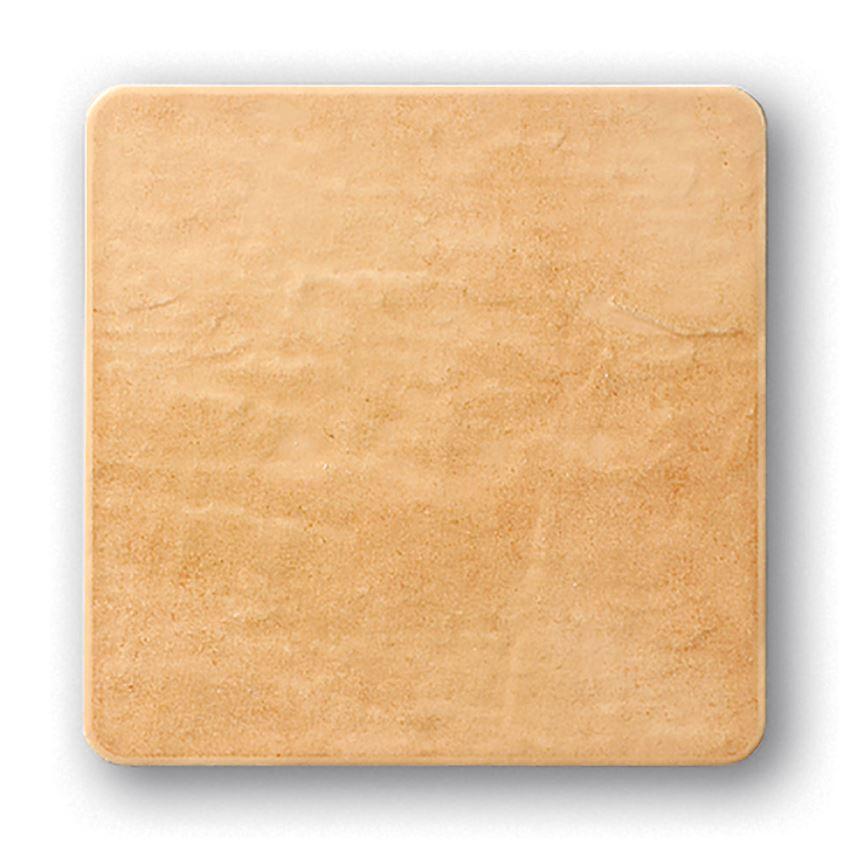 Płytka ścienna 20x20 cm Domino Samaria Brązowa