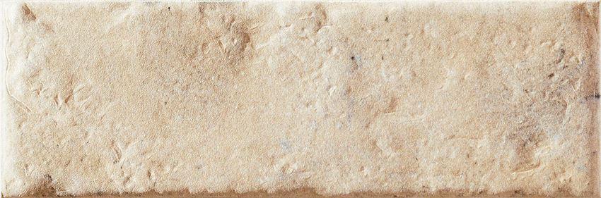 Płytka ścienna 23,7x7,8 cm Tubądzin Bricktile beige