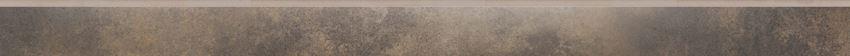 Płytka cokołowa 8x119,7 cm Cerrad Apenino rust lappato