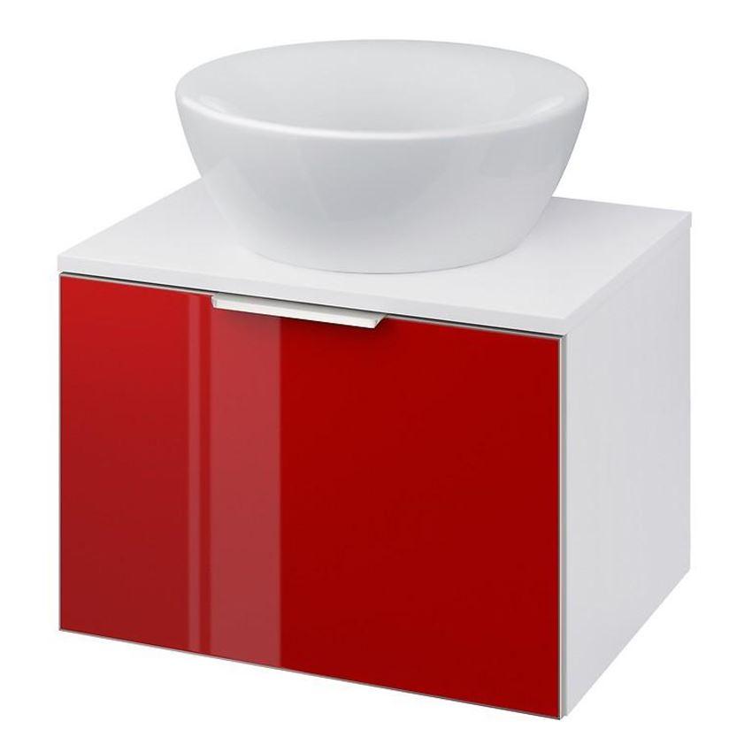 Szafka pod umywalkę Cersanit Stillo Red S575-008