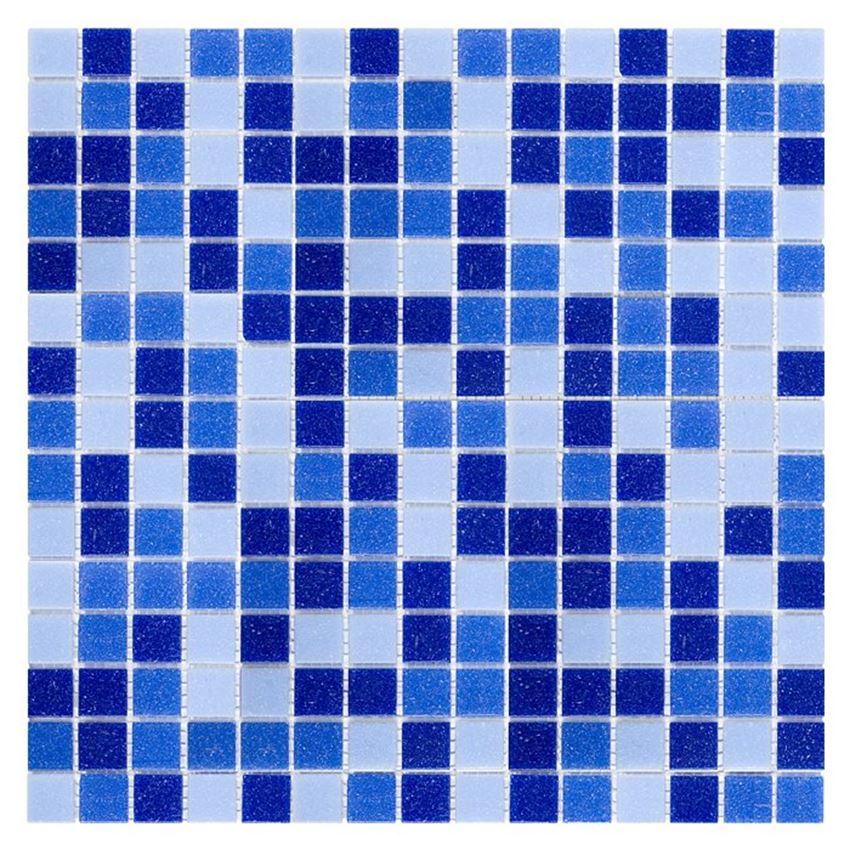 Mozaika 32,7x32,7 cm Dunin Q Series QMX Navy