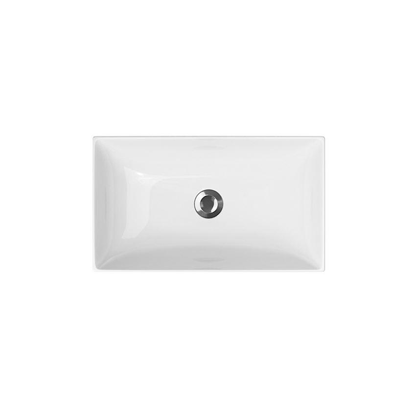 Umywalka nablatowa Cersanit Inverto K671-008