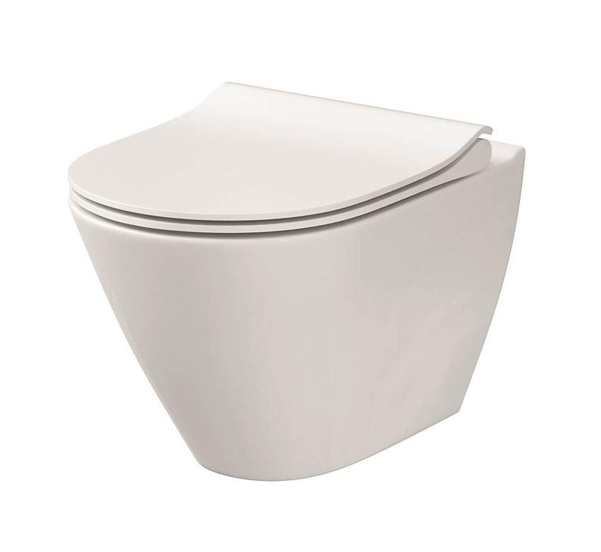 miska wc Cersanit City Oval CleanOn K701-104