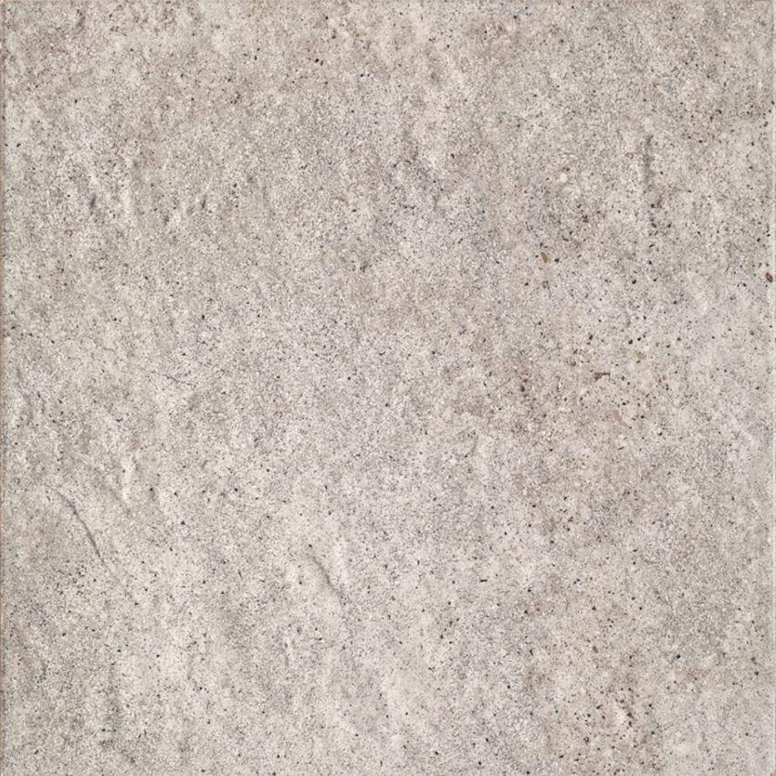 Płytka podłogowa 42x42 cm Cersanit Mosabi G407 grey