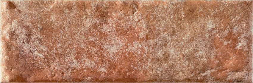 Płytka ścienna 7,8x23,7 cm Tubądzin Bricktile red