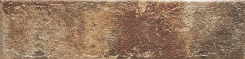 Płytka elewacyjna 7,4x30 cm Cerrad Piatto red