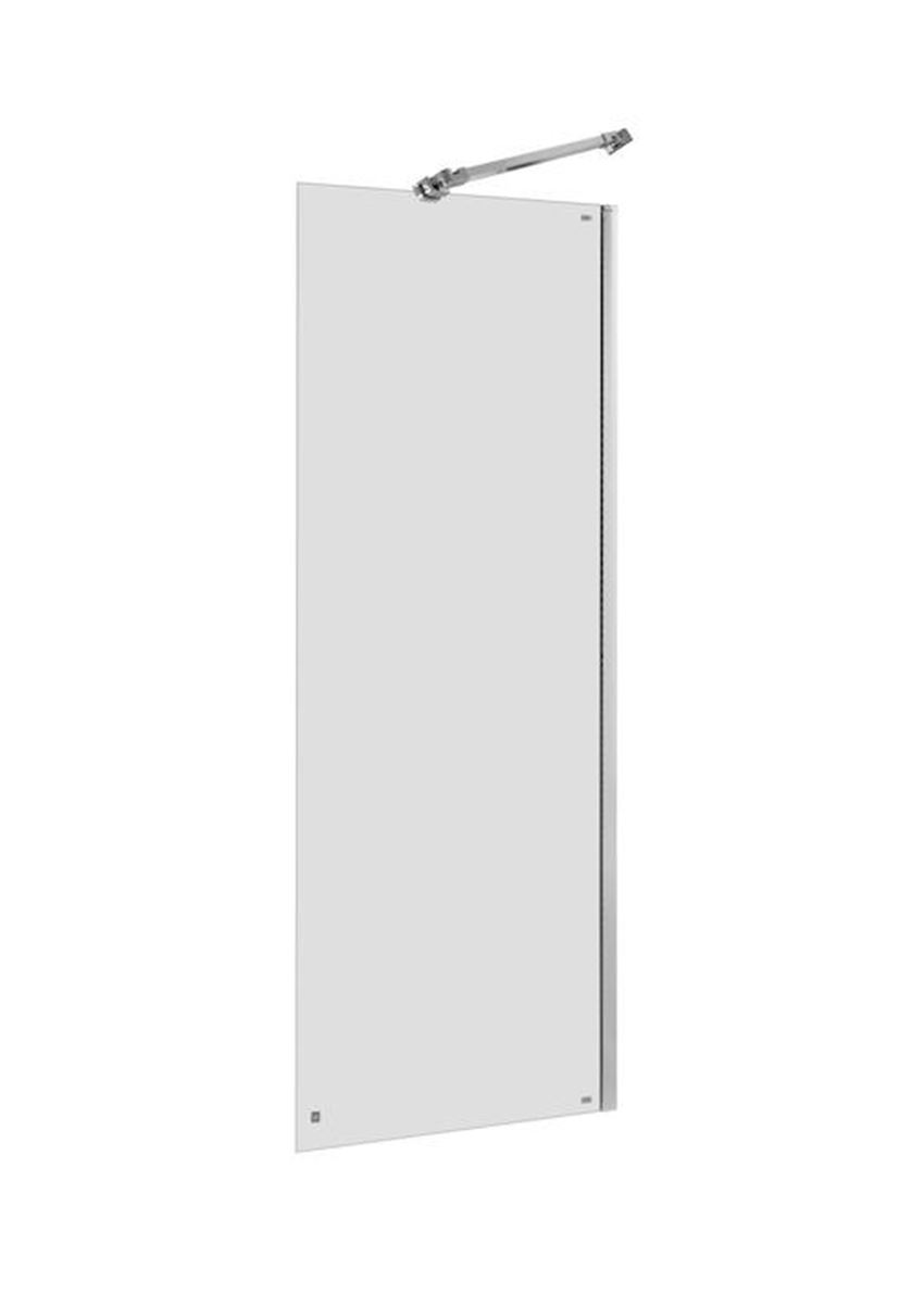 Ścianka boczna z powłoką MaxiClean do prysznica Roca Capital