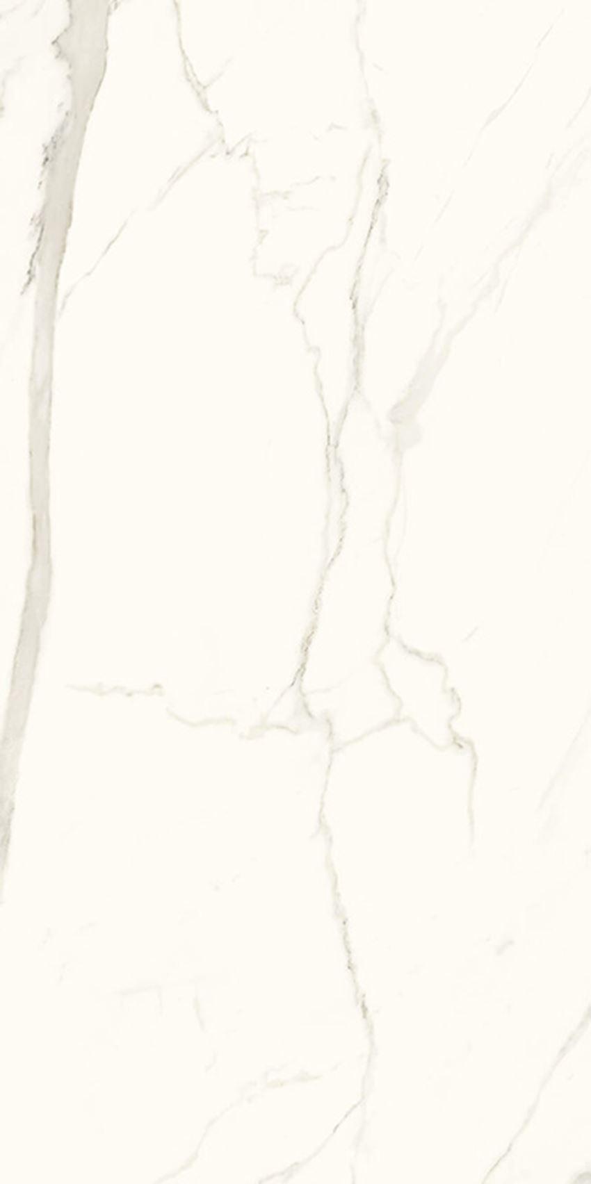 Płytka ścienno-podłogowa 59,8x119,8 cm Paradyż Calacatta Gres Szkl. Rekt. Poler