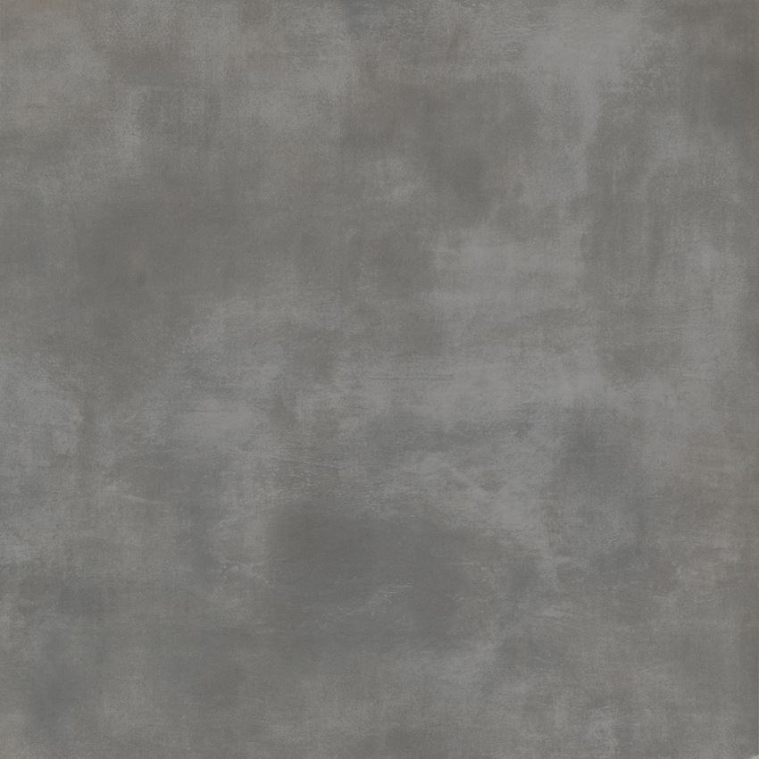 Płytka uniwersalna 59,8x59,8 cm Paradyż Tecniq Grafit Gres Szkl. Rekt. Mat.