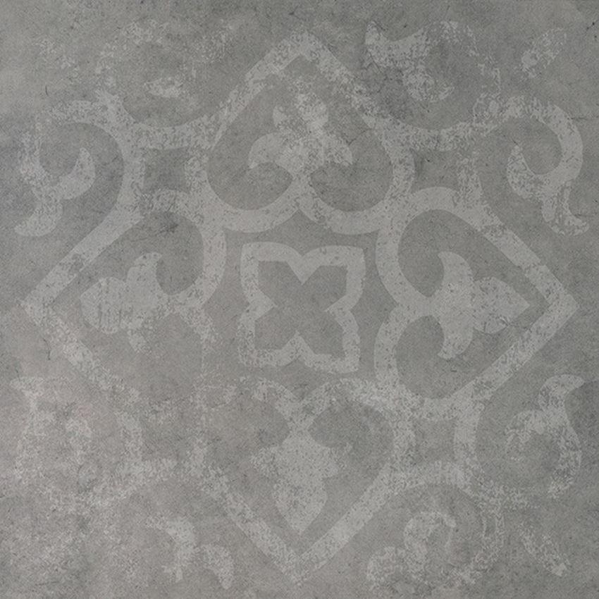 Płytka dekoracyjna 59,7x59,7 cm Ceramika Gres Croft CRF 14 Listwa