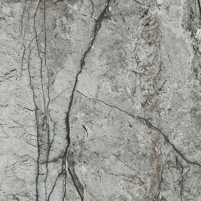 Płytka ścienno-podłogowa 79,8x79,8 cm Opoczno Marble Skin Grey Matt