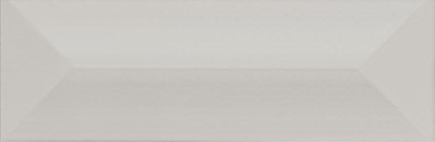 Płytka ścienna 9,8x29,8 cm Paradyż Favaro Grys struktura