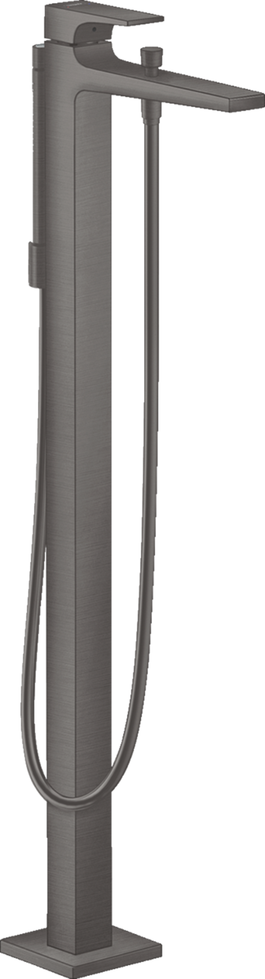 Jednouchwytowa bateria wannowa wolnostojąca Hansgrohe Metropol
