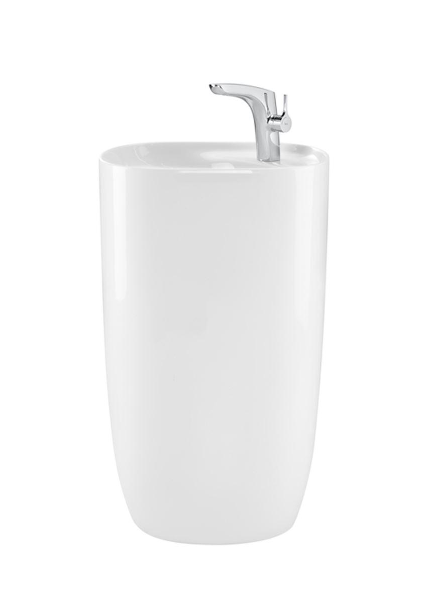 Umywalka wolnostojąca  55x45x88 cm Roca Beyond