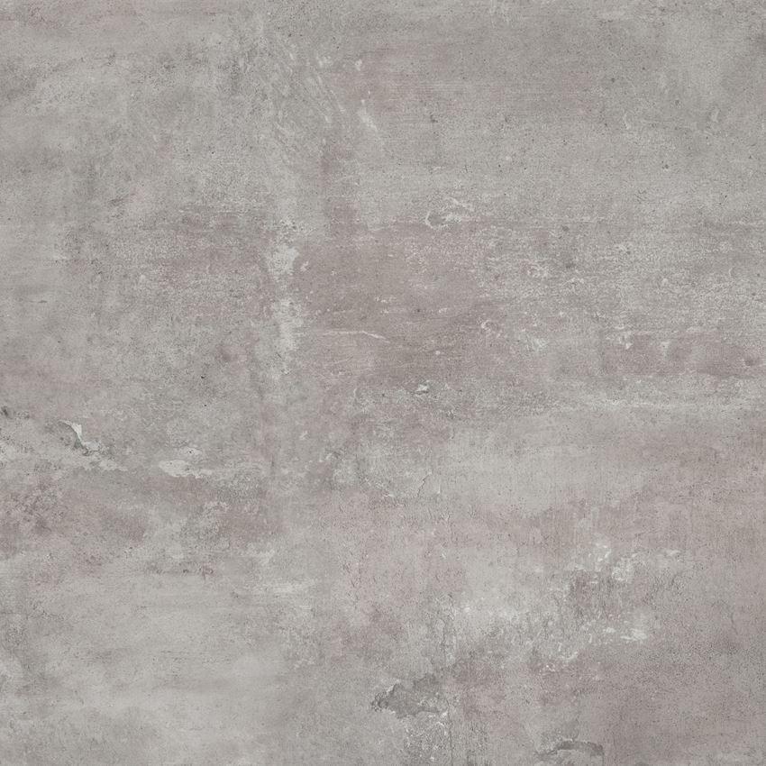 Płytka ścienno-podłogowa 120x120 cm Cerrad Softcement silver Poler