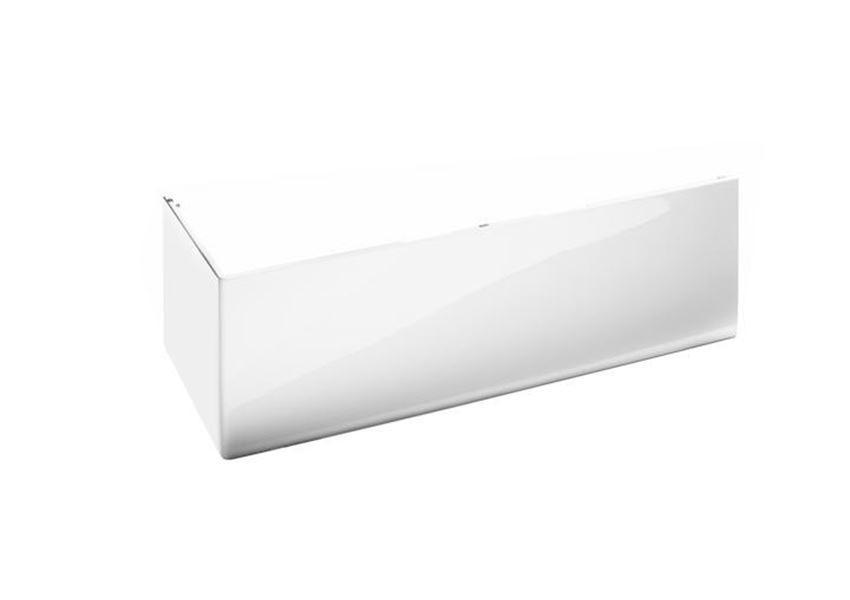 """Obudowa typu """"L"""" do wanny akrylowej 180x80 cm Roca Hall"""