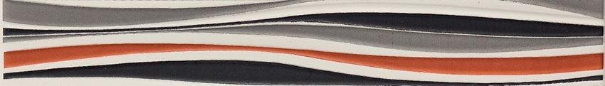 Listwa 5x35 cm Cersanit Luna multicolour border