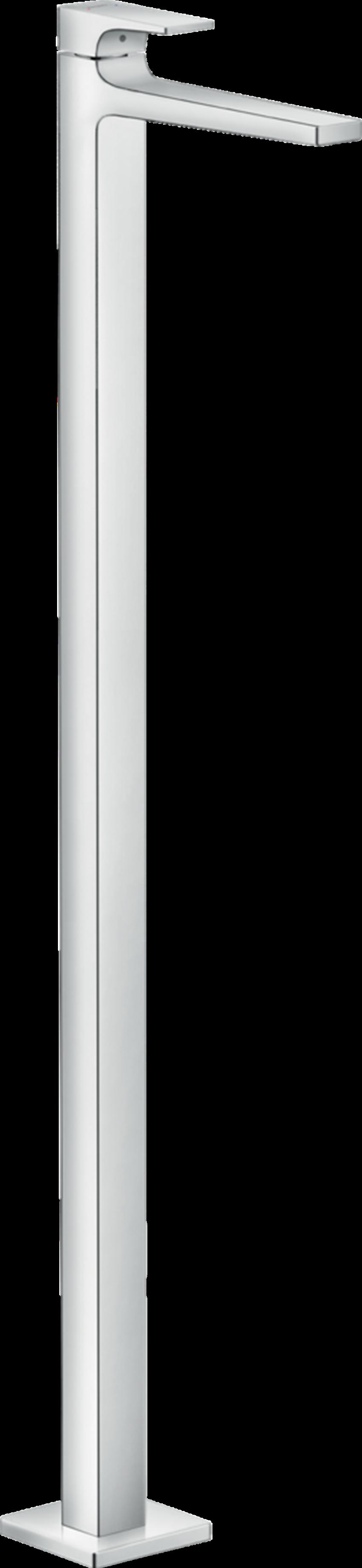 Jednouchwytowa bateria umywalkowa do montażu w podłodze Hansgrohe Metropol
