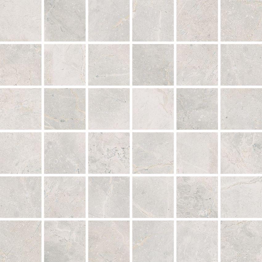 Mozaika 30x30 cm Cerrad Masterstone White POLER mozaika