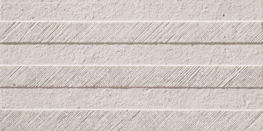 Dekor ścienny 44,8x22,3 cm Domino Tapis grey