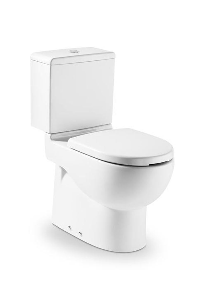Miska WC do kompaktu WC Roca Meridian
