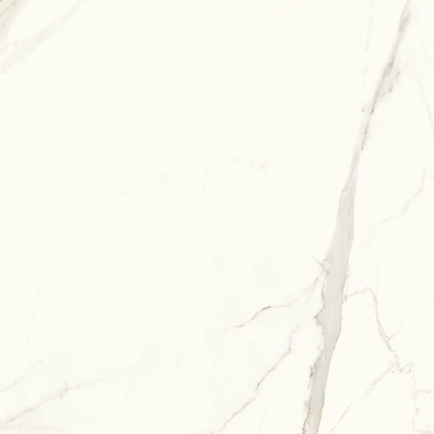 Płytka ścienno-podłogowa 89,8x89,8 cm Paradyż Calacatta Gres Szkl. Rekt. Mat