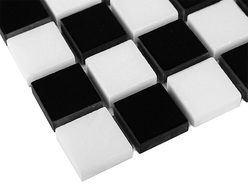 Mozaika 30,5x30,5 cm Dunin Black&White Pure B&W mix 25