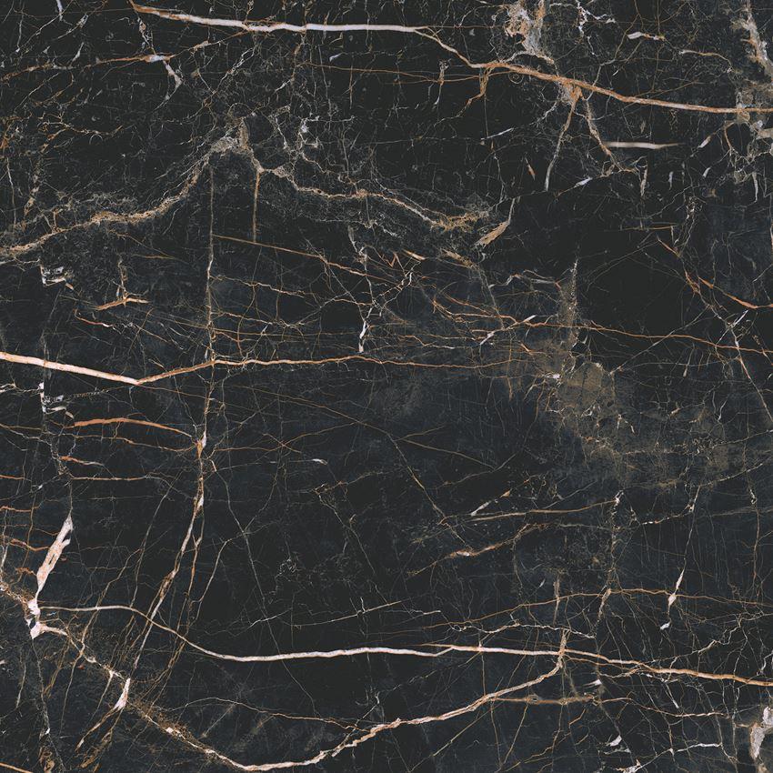 Płytka ścienno-podłogowa 119,7x119,7 cm Cerrad Marquina Gold Mat
