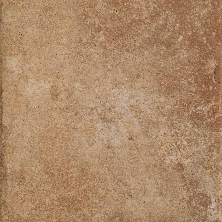 Płytka podłogowa 30x30 cm Paradyż Scandiano Rosso Klinkier