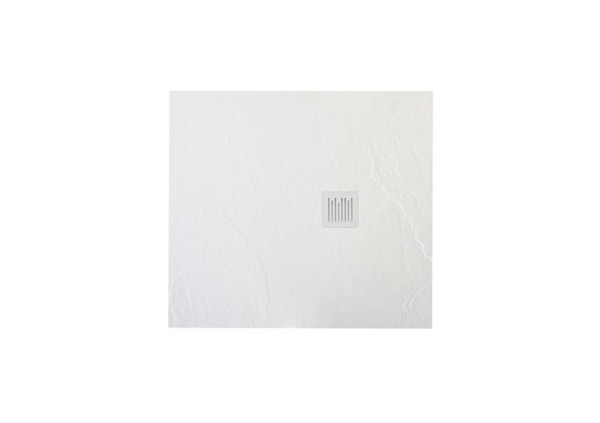 Brodzik kompozytowy biały 100x90x2,4 cm Roca Ignis