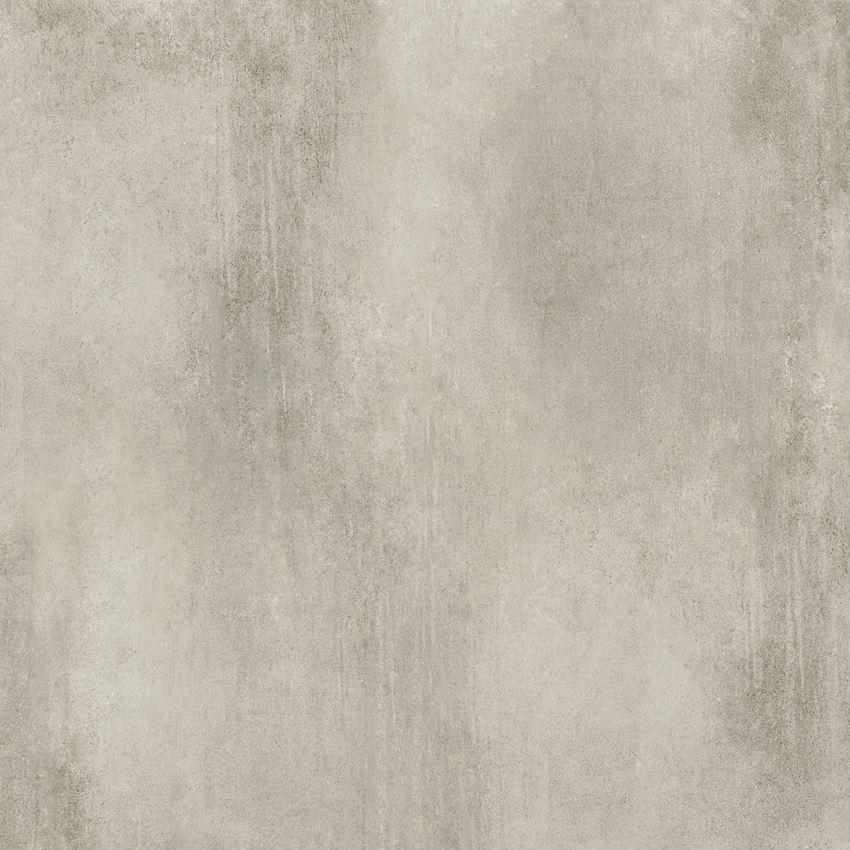 Płytka uniwersalna 119,8x119,8 cm Opoczno Grava Light Grey Lappato