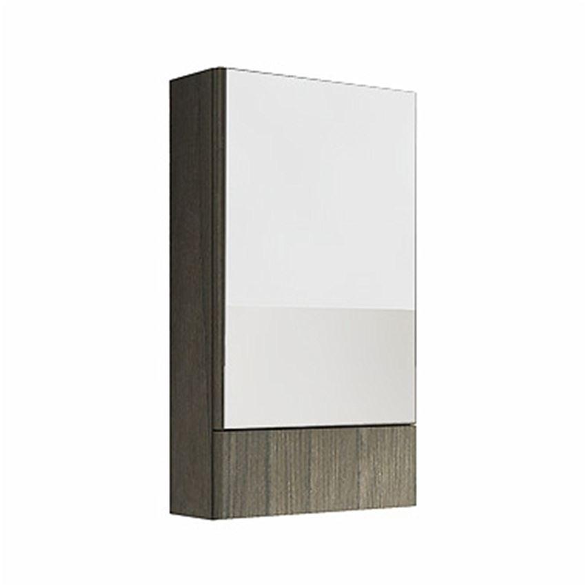 Szafka wisząca z lustrem 49,3x85x17,6 Koło Nova Pro