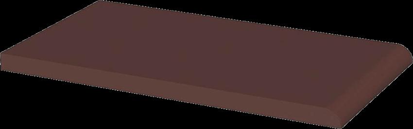 Płytka elewacyjna 13,5x24,5 cm Paradyż Natural Brown Parapet