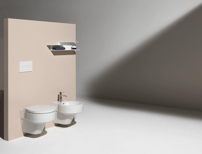 Miska WC podwieszana Laufen Val