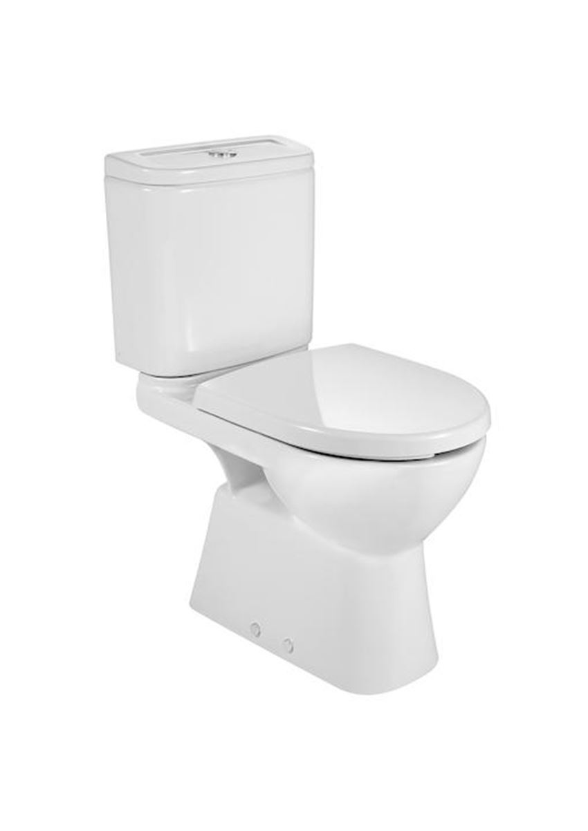 Miska WC do kompaktu WC Roca Dostępna Łazienka