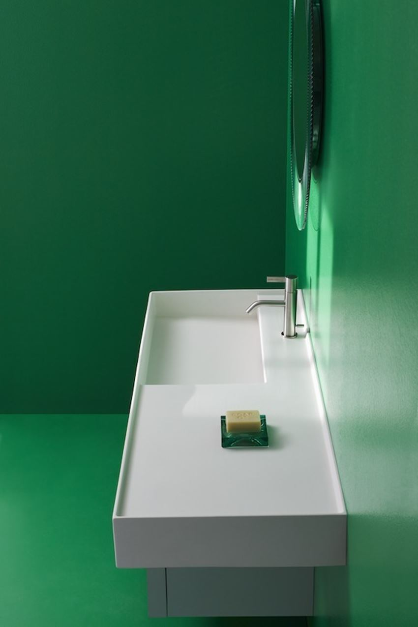 Bateria umywalkowa jednouchwytowa Laufen Kartell