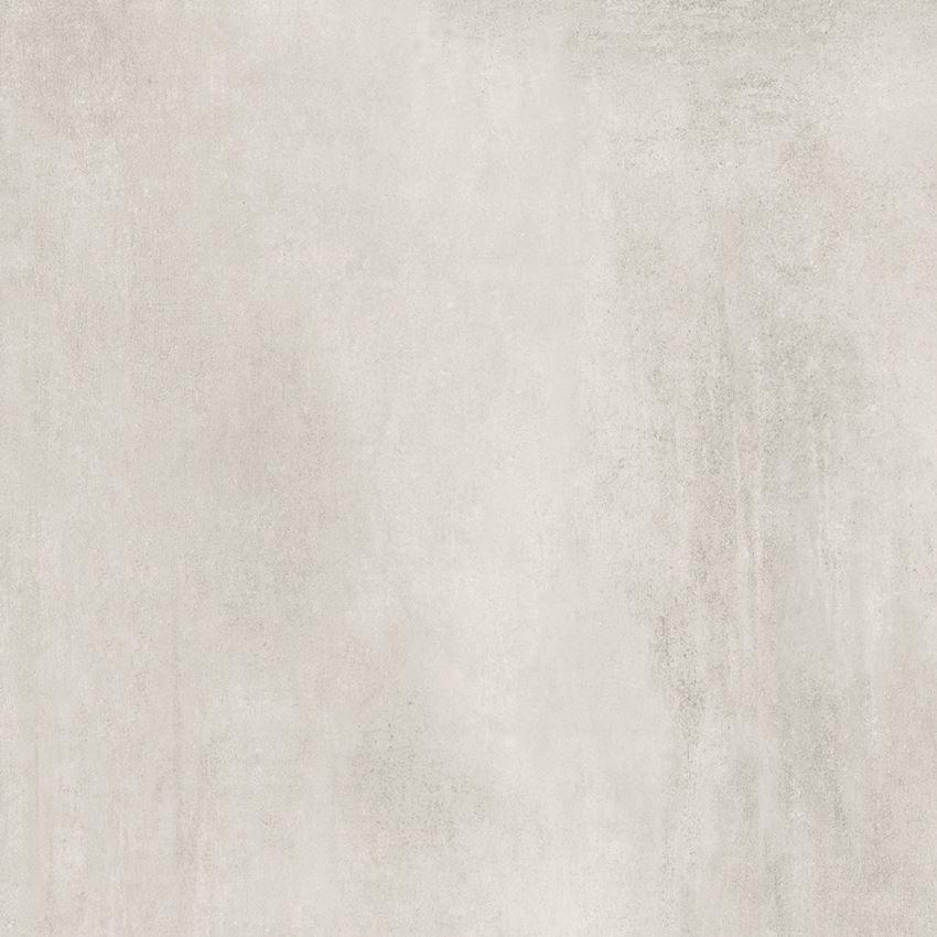 Płytka uniwersalna 79,8x79,8 cm Opoczno Grava White Lappato