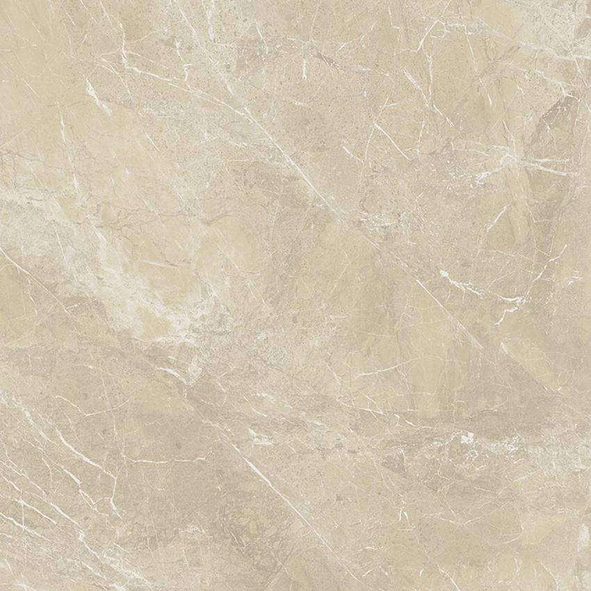 Płytka ścienno-podłogowa 89,8x89,8 cm Paradyż Tosi Beige Gres Szkl. Rekt. Poler