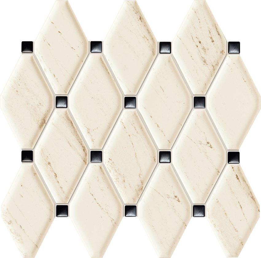 Mozaika ścienna 29,8x27 cm Tubądzin Larda 2